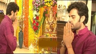 Manish Paul celebrates Ganesh Chaturthi - EXCLUSIVE