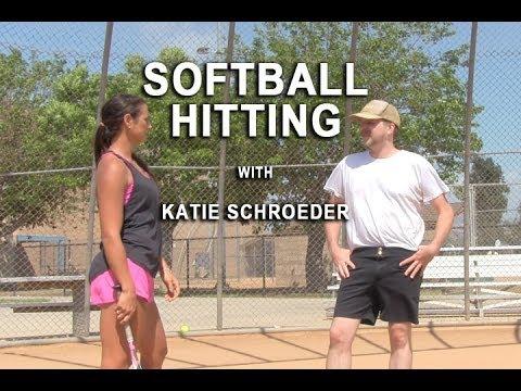 Baseball Wisdom - Softball Hitting with Kent Murphy (Featuring Katie Schroeder)
