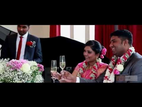 Geerthi & abitha  Civil Wedding Highlights  (Moongil Thottam)
