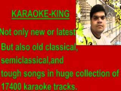 karaoke dil hai ki manta nahi title track.flv