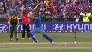 IND vs SA: India end South Africa jinx. Watch ICC World Cup videos on starsports.com - ESPNSTAR