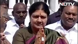 'शशिकला को जेल में VIP सुविधाएं' - NDTVINDIA