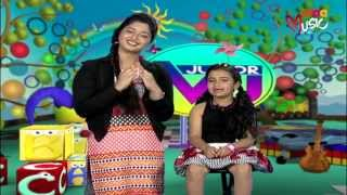 Junior Vj Episode 108 : Akshara - MAAMUSIC