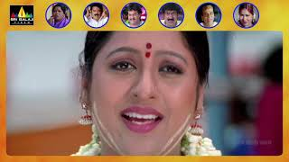 Comedy Scenes | Vol 08 | Back to Back Telugu Comedy | Sri Balaji Video - SRIBALAJIMOVIES