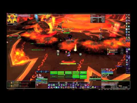 How to Ragnaros 10 man guide