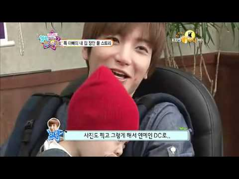 110910 Hello Baby Super Junior LeeTeuk & Sistar EP.02 Part [3/4]