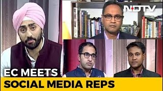 Election Commission's Crackdown Against Fake News - NDTV