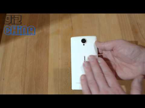 Ulefone Be X hands on and first impresssions