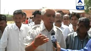 Jaswant Singh casts vote in Barmer, says this election a matter of prestige - ABPNEWSTV