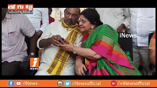 Why Political Hot Topic On Bojjala Gopala Krishna Wife Comments In Srikalahasti? | Loguttu | iNews - INEWS