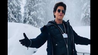 In Graphics: shahrukh khan has his fan moment in world economic forum summit - ABPNEWSTV