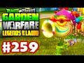 Plants vs. Zombies: Garden Warfare - Gameplay Walkthrough Part 259 - Delicious Candy Set!