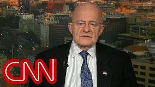 Clapper: Russia is definitely a foe to US - CNN