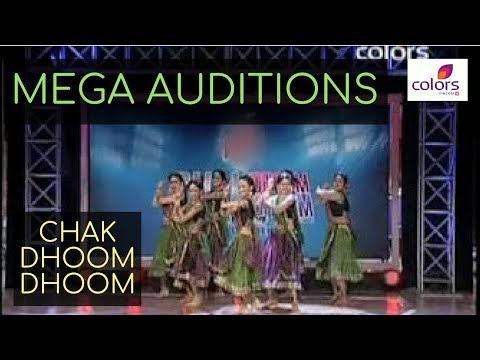 Kruti Dance Academy on Chak Dhoom Dhoom Mega Audition