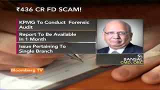 Market Pulse: FD Scam: Fin Min Orders Forensic Audit - BLOOMBERGUTV