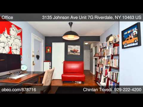 3135 Johnson Ave Unit 7G Riverdale NY 10463 - Chintan Trivedi - REMAX In The City