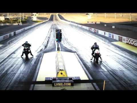 2012 Kawasaki ZX14R vs Suzuki Hayabusa (Kawasaki Claim)