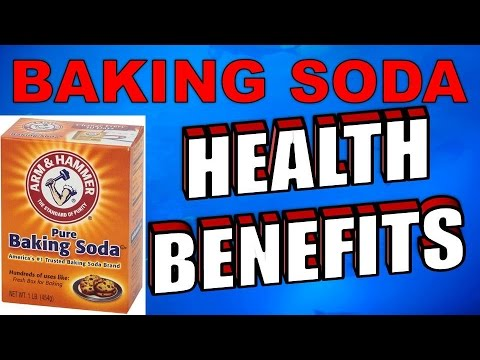 11 Amazing Health benefits of Using Baking Soda