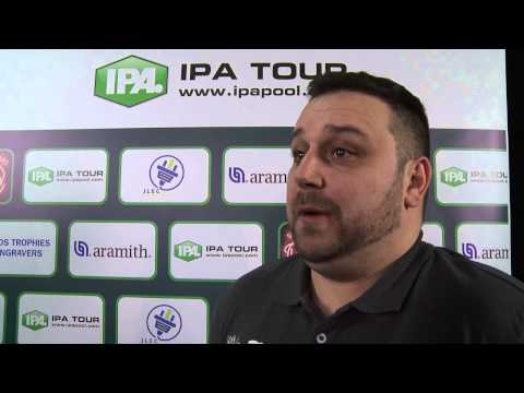 IPA Worlds Championship 2015 Lee Anderson Interview