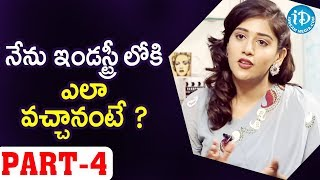 Celebrity Stylist Priyanka & Actress Chandini Interview Part #4 | Celeb Life Styles With Deeksha Sid - IDREAMMOVIES