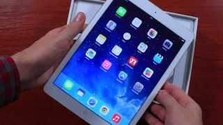 iPad Air Обзор