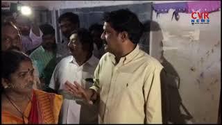 Minister Ganta Srinivasa Rao Inspects Kasturba Girls School In Anandapuram | CVR NEWS - CVRNEWSOFFICIAL