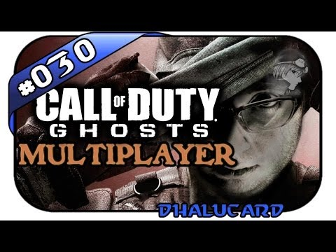 Call of Duty Ghosts Multiplayer #030 - Deutsch German - Let's Play CoD Ghosts Multiplayer