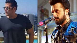 In wake up of Pulwama attack, Salman Khan replaces Atif Aslam after ban on Pakistani artists - NEWSXLIVE