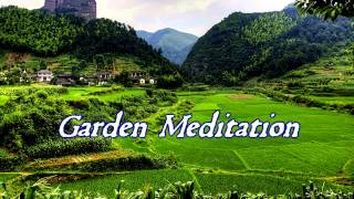 Royalty Free :Garden Meditation
