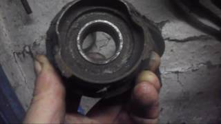 доработка гидро цилиндра