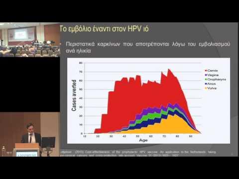Αναστάσης Σκρουμπέλος: Οικονομικά και Πολιτική του Καρκίνου του Τραχήλου της Μήτρας