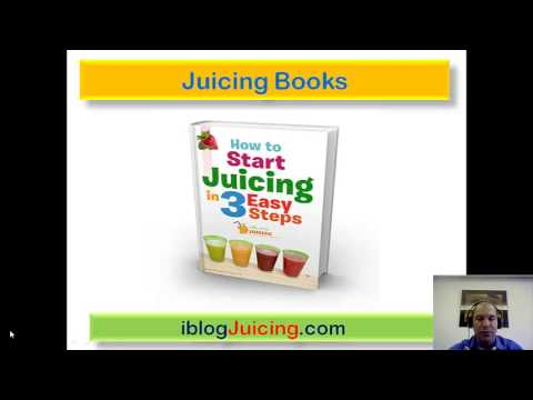How to Start Juicing in 3 Easy Steps Juicing book