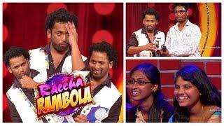 Raccha Rambola Stand-up Comedy show 56 - Jabardasth Kiraak RP Hilarious Comedy - Mallemalatv - MALLEMALATV