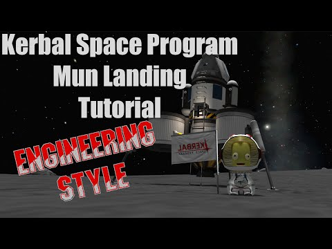 kerbal space program mun landing - photo #4