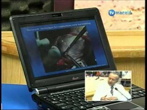 Dr. Wanderley Neto mostra nova técnica cirúrgica