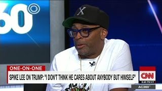 Spike Lee: Trump's outreach to black voters is laugh... - CNN