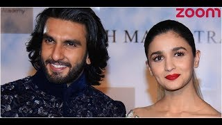 Alia-Ranveer Not Getting Along Well While Shooting For 'Gully Boy'? | Bollywood News - ZOOMDEKHO