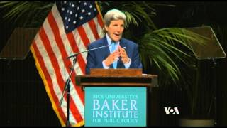 Kerry Draws Link Between Religion, Foreign Policy - VOAVIDEO