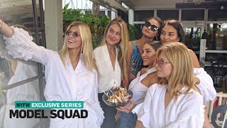 """Model Squad"": See What's Coming During NYFW 