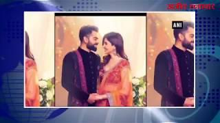 video : विराट कोहली और अनुष्का शर्मा शादी के बंधन में बंधे