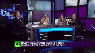 CrossTalk Bullhorns: Highly Likely (Extended version) - RUSSIATODAY