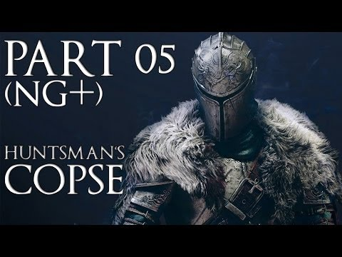 Dark Souls 2 (NG+) 100% Huntsman's Copse Walkthrough (All Secrets & Items) No Commentary