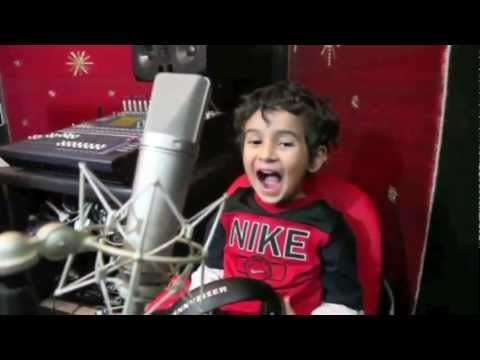 WHY THIS KOLAVERI DI-SONU NIGAM'S SON-NEEVAN NIGAM IN THE KID VERSION (HD)