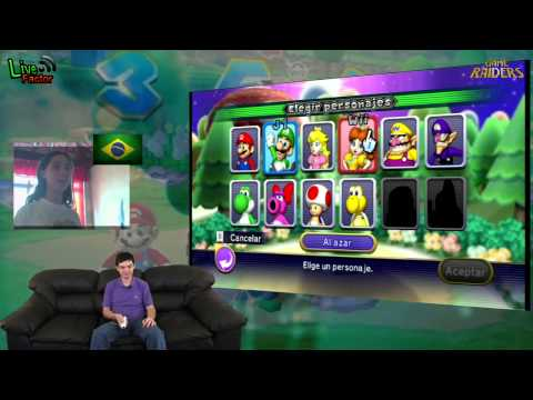 Game Raiders - Episodio 33 - Mario Party 9 - www.livefactor.cl
