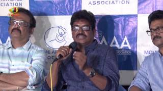 MAA Association President Shivaji Raja Responds On Chalapathi Rao Vulgar Comments   Mango News - MANGONEWS