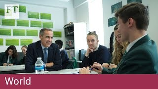 Carney and Bank of England reach out to Liverpool - FINANCIALTIMESVIDEOS