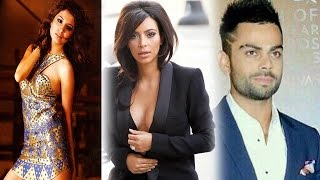 Virat Kohli confesses his love Anushka Sharma, Kim Kardashian cancels her trip to India & more mp4