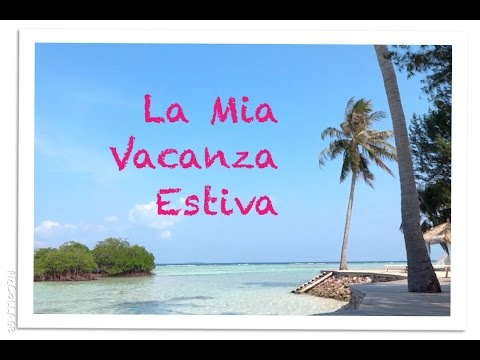 La Mia Vacanza Estiva - Jadorelmakeup