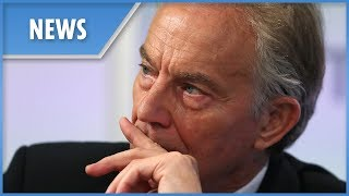 Tony Blair brands Brexit Britain 'a country in crisis' and pushes for 2nd referendum - THESUNNEWSPAPER