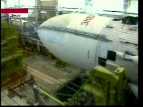 Буран  Первый канал Buran antigo ônibus espacial da URSS W Parte 2